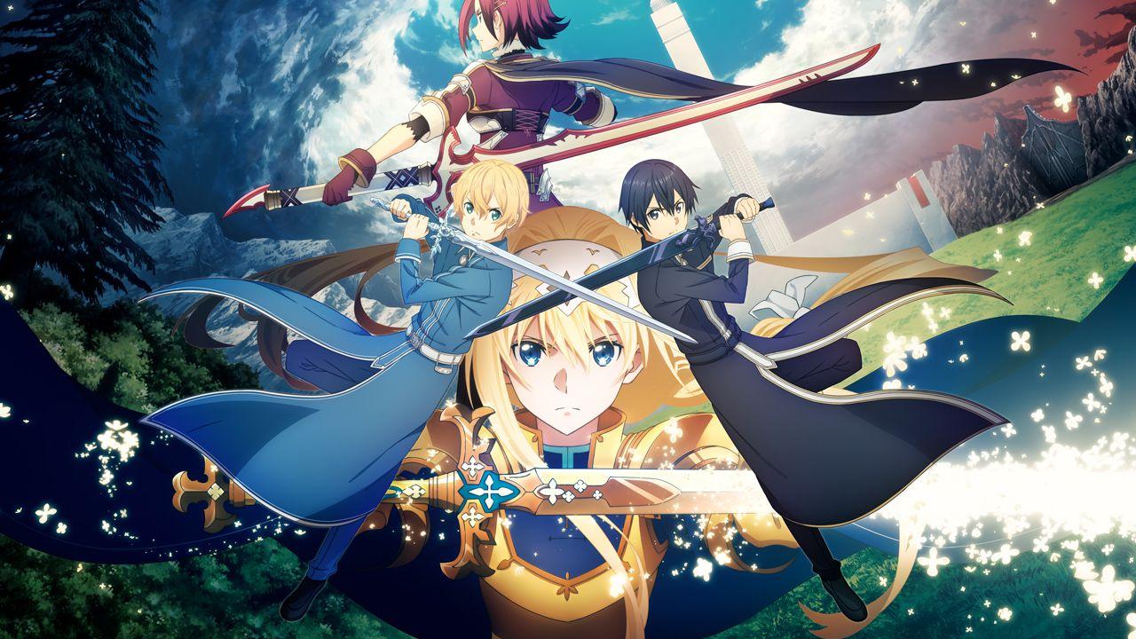 Sword Art Online Projeto Alicization Manga Move Online