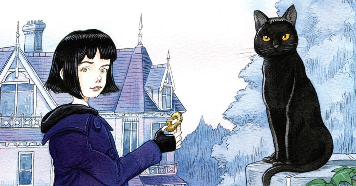 Coraline, de Neil Gaiman, volta as livrarias em junho - O Megascópio