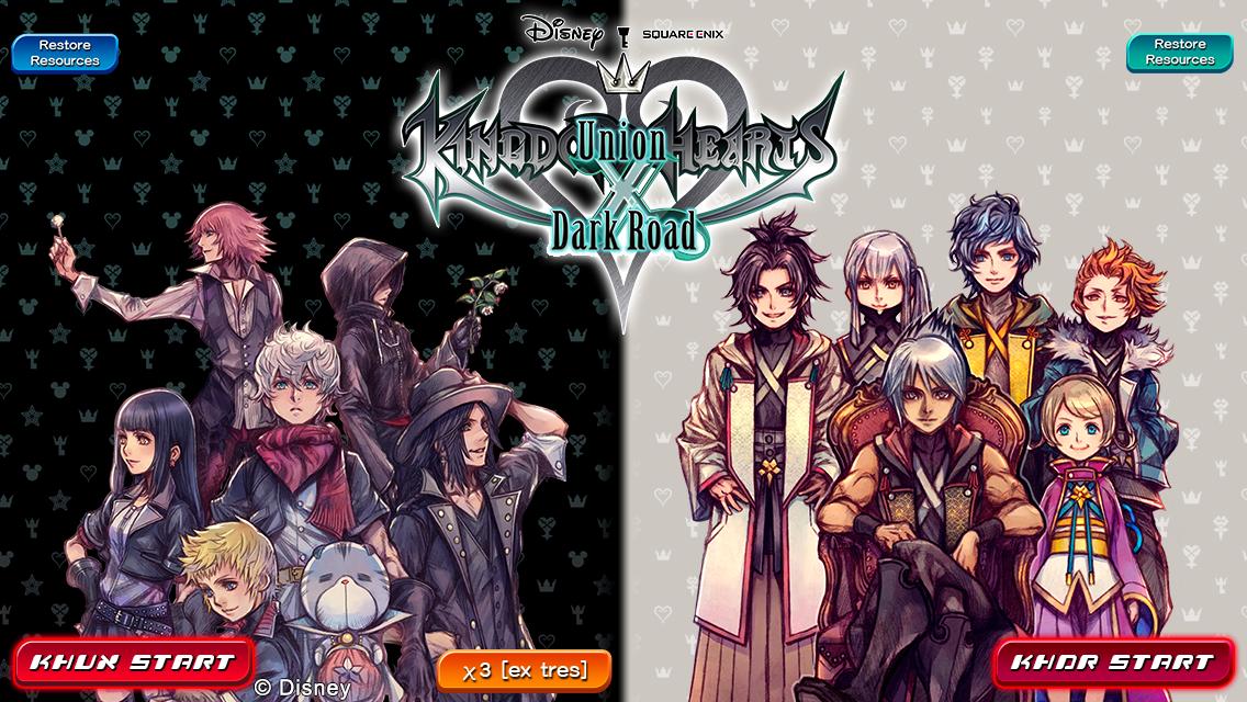 Kingdom Hearts Dark Road Ja Esta Disponivel Gratuitamente O Megascopio
