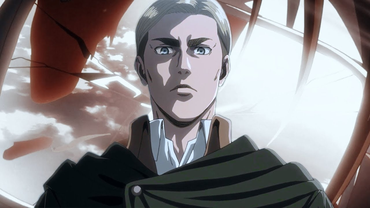 Funimation revela o dublador de Erwin Smith em Attack on Titan - O Megascópio